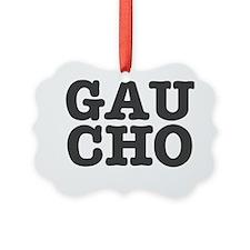 GAUCHO Ornament