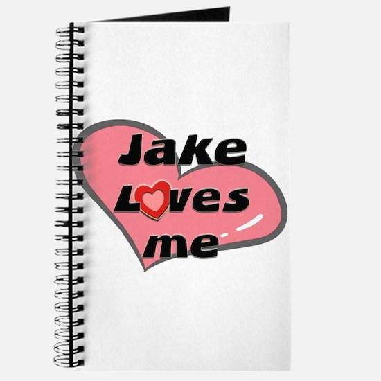 jake loves me Journal