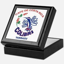 Cafe De Costa Rica Keepsake Box