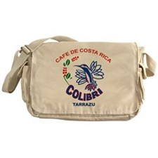 Cafe De Costa Rica Messenger Bag