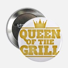 "Queen of the Grill 2.25"" Button"