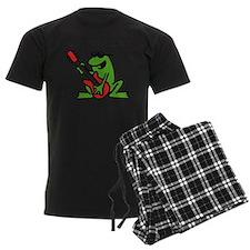 frog n roll 07-2011 C 3c Pajamas