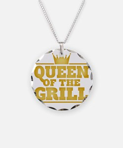 Queen of the Grill Necklace
