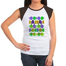 Eye Chart FF 9 Women's Cap Sleeve T-Shirt