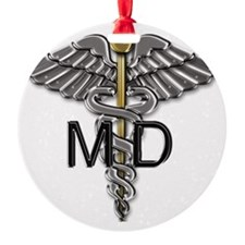 MD Symbol Ornament
