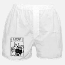 Nowt so daft 47 Boxer Shorts