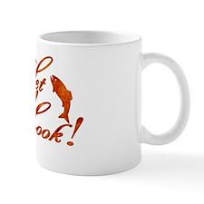 Set the Hook Rust Mug