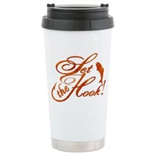 Set the Hook Rust Travel Mug