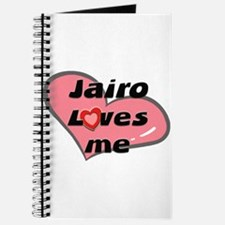 jairo loves me Journal