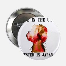 """Made in the USA 2.25"""" Button"""