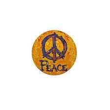 Gustav Klimt Peace Mini Button