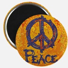 Gustav Klimt Peace Magnet