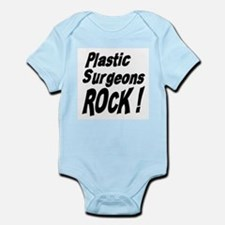 Plastic Surgeons Rock ! Infant Bodysuit