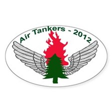 Air Tankers, firefighting Decal