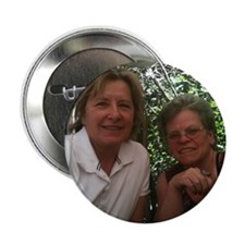 "Diane and Alice 2.25"" Button"