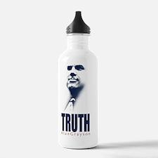 Truth. Alan Grayson. Water Bottle