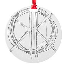 Light Initials Ornament