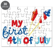 Rockets My First 4th of July Puzzle