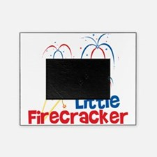 4th of July Little Firecracker Picture Frame