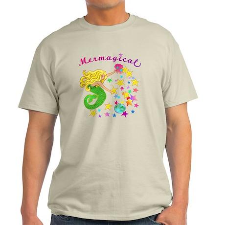Mermagical2 Light T-Shirt