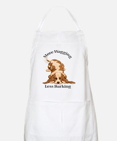 More Wagging Apron