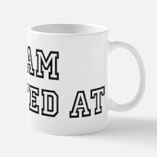 Team SHOUTED AT Mug