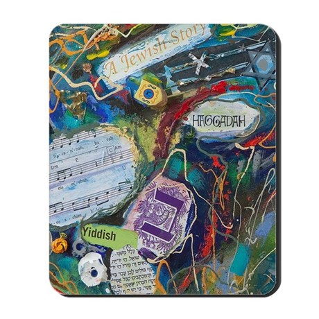 A Story in My Art #2 Mousepad