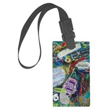 A Story in My Art #2 Luggage Tag