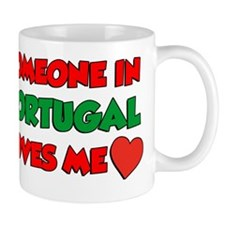 Someone Portugal Loves Me Mug