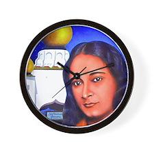 Paramahansa Yogananda Wall Clock