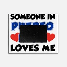 Someone In Puerto Rico Loves Me Picture Frame
