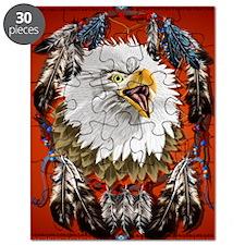 Eagle Dreamcatcher Puzzle