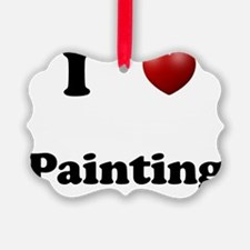 Painting Ornament