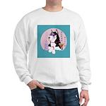 Alpha Siberian Husky Bitch Sweatshirt