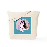 Alpha Siberian Husky Bitch Tote Bag