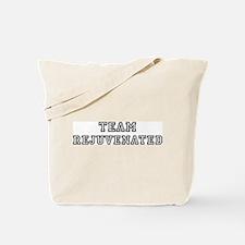 Team REJUVENATED Tote Bag