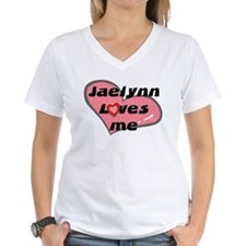 jaelynn loves me Shirt