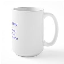 Funny Maternity T-shirt Mug
