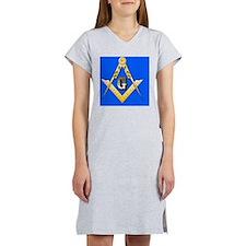 Masonic Magnet Women's Nightshirt