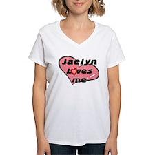 jaelyn loves me Shirt