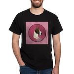 Mantle Great Dane design Dark T-Shirt