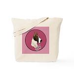 Mantle Great Dane design Tote Bag
