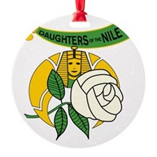 Daughters of the Nile frame Ornament