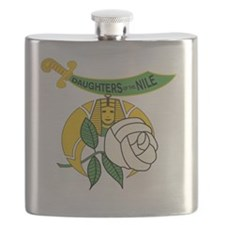 Daughters of the Nile frame Flask
