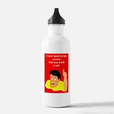 congratulations gre... Water Bottle