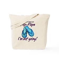 Flip-Flops Tote Bag