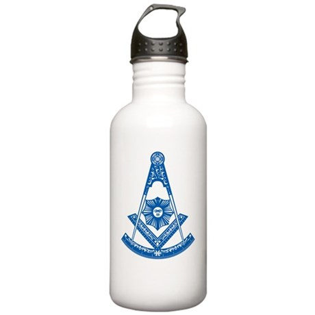 round car magnet Stainless Water Bottle 1.0L