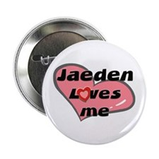 jaeden loves me Button