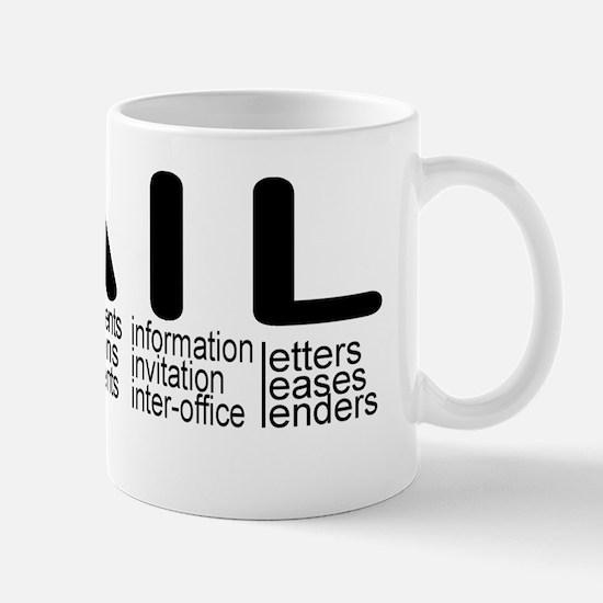 MAIL acronym Mug