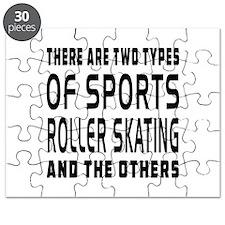 Roller Skating Designs Puzzle